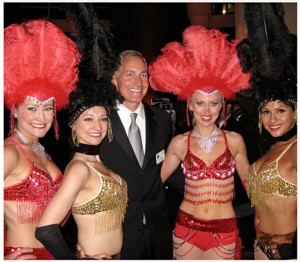 Showgirls Casino Party Game Illinois